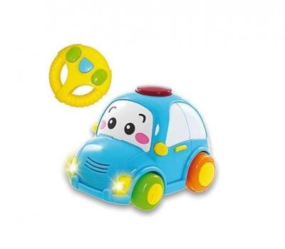 Pojazdy sterowane z kierownicą - Autko
