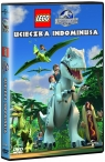 Lego Jurassic World Ucieczka Indominusa