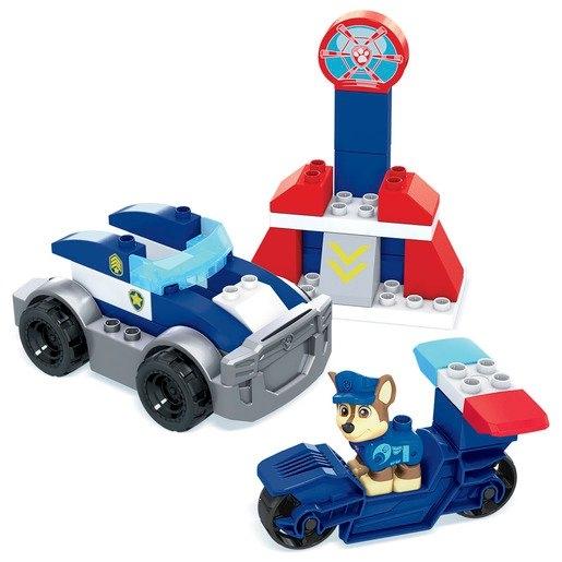 Mega Bloks: Psi Patrol - Radiowóz Chase'a (GYJ00)