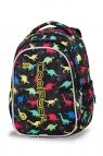 Coolpack - Joy M - Plecak Młodzieżowy -  Led Dinosaurs (A20204)