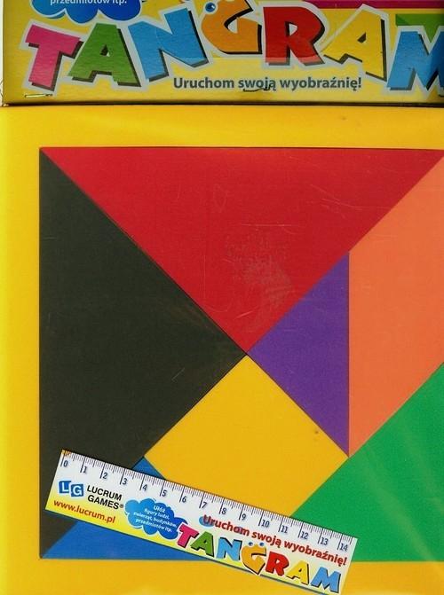 Tangram - Uruchom swoją wyobraźnię!