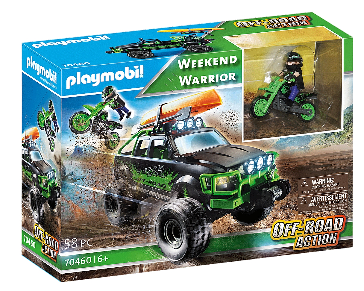 Playmobil: Weekend Warrior (70460)