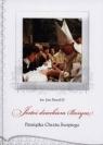 Jesteś dzieckiem Bożym Pamiątka Chrztu Świętego ze św. Janem Pawłem