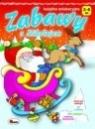 Zabawy z Mikołajem książka edukacyjna (Uszkodzona okładka)