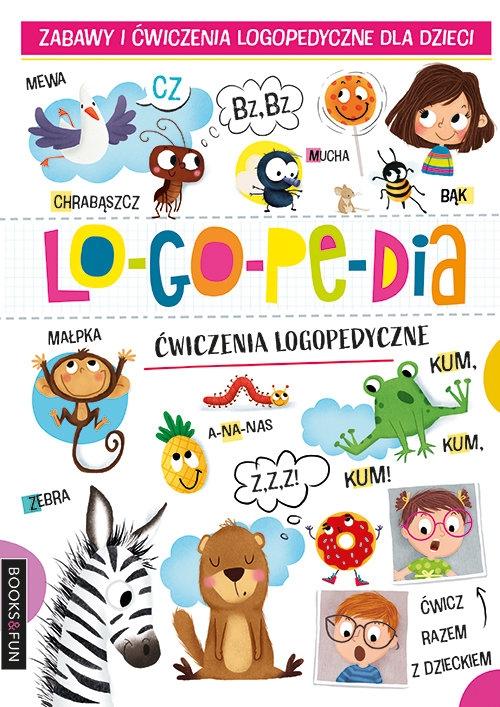 Logopedia. Ćwiczenia logopedyczne