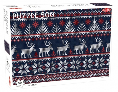 Puzzle Scandic Pattern 500