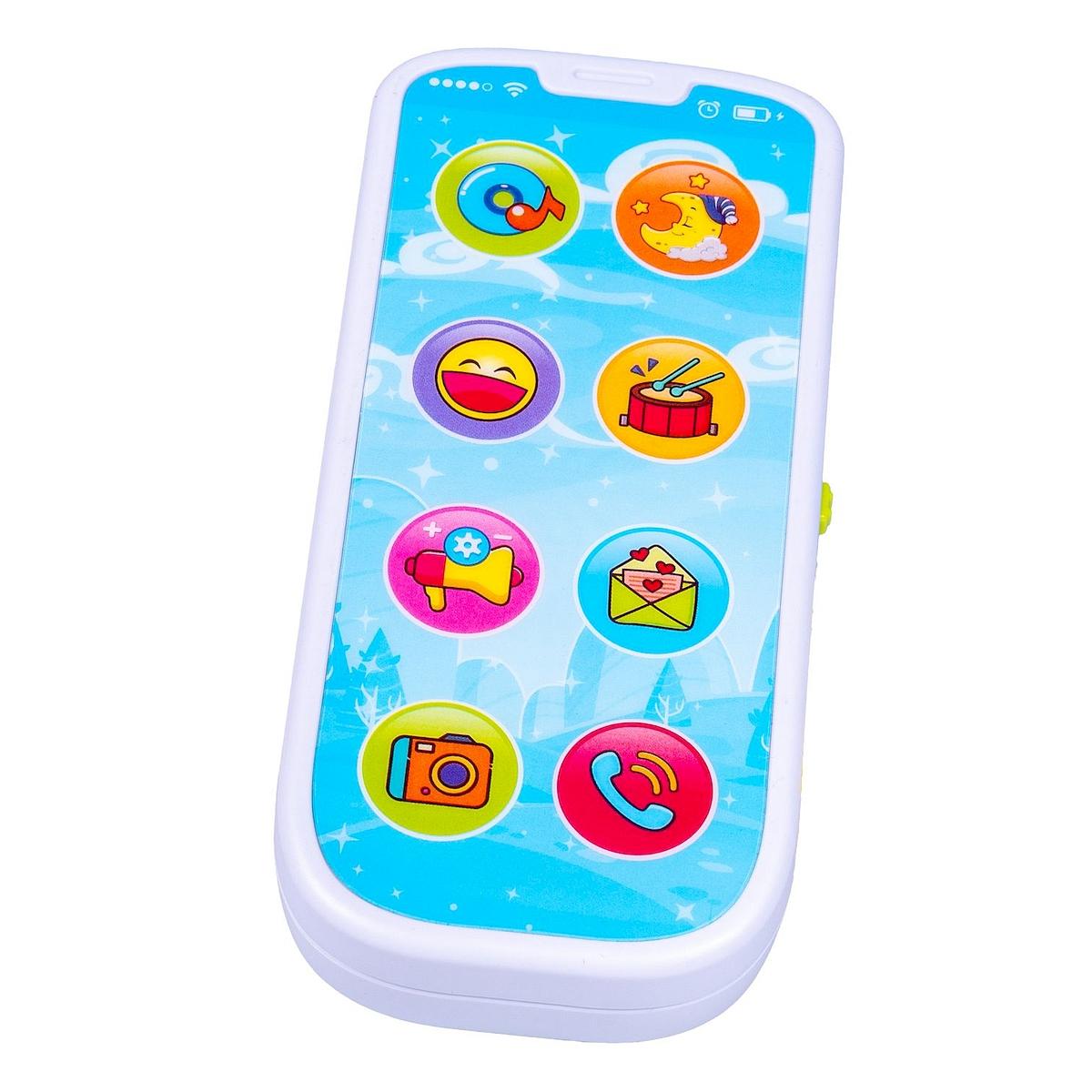 Smily Play, Smartfon / Pilot TV 2w1 (SP83660)