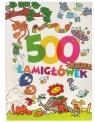500 łamigłówek Praca zbiorowa