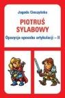 Piotruś sylabowy Opozycja sposobu artykulacji - II Cieszyńska Jagoda