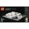 Lego Architecture: Billund House (4000010) Wiek: 10+