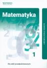 Matematyka 1 Podręcznik Zakres podstawowy Szkoła ponadpodstawowa Gałązka Kinga