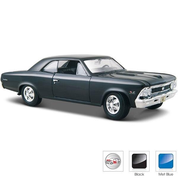 MAISTO Chevrolet Chevelle SS 396 1966