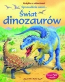 Świat dinozaurów. Książka z okienkami. Sprawdźcie sami... Alex Frith, Peter Scott