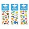 Naklejki Sticker BOO silver kolorowe rybki