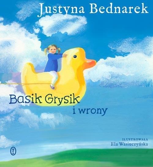 Basik Grysik i wrony Bednarek Justyna