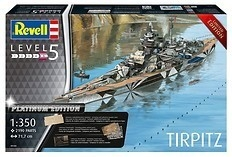Tirpitz Platinum Edition (05160)