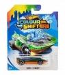 Hot Wheels: Samochód zmieniający kolor - Super Stinger (BHR15/BHR19)