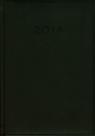 Kalendarz 2014 A5 21D Grafit dzienny