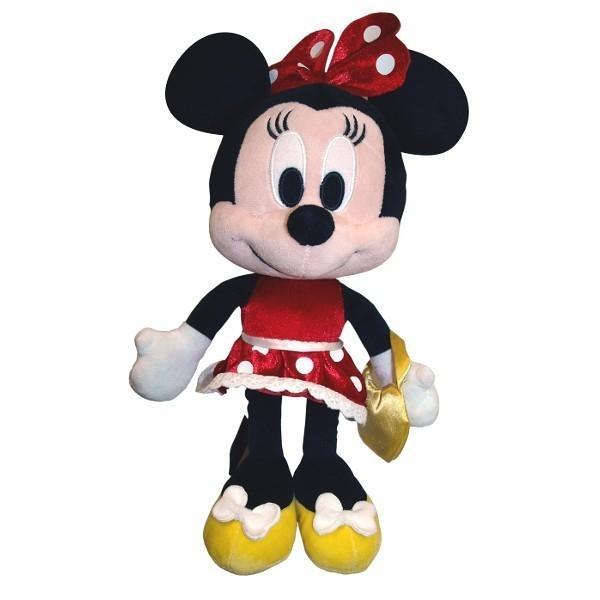 I LOVE Minnie, Czerwona Sukienka 20 cm