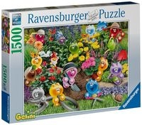 Puzzle Ogrodnictwo 1500 (162604)