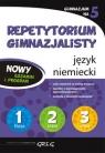 Repetytorium gimnazjalisty język niemiecki Fulara-Potoczny Katarzyna