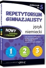 Repetytorium gimnazjalisty - język niemiecki - 2018