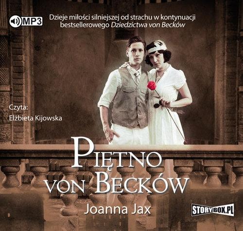 Piętno von Becków (Audiobook) Jax Joanna