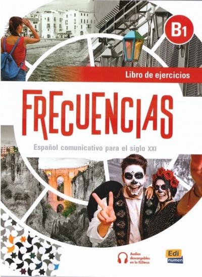 Frecuencias B1. Ćwiczenia Amelia Guerrero, Carlos Oliva
