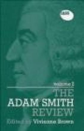 Adam Smith Review v 2 Vivienne Brown, V Brown
