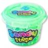 Sandy Slime wiaderko 300g - zielony (STN 6604)