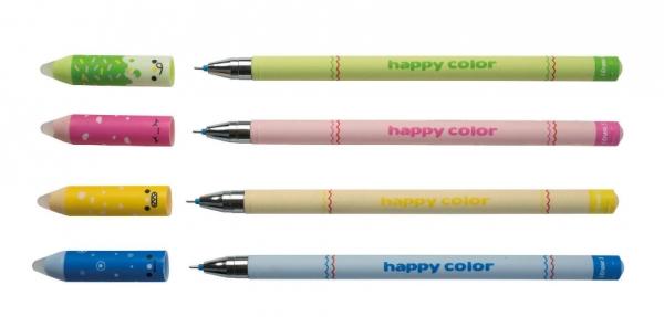 Usuwalny długopis żelowy