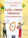 Lubię rysować i kolorować ćwiczenia grafomatoryczne Waszkiewicz Elżbieta, Skoczylas Katarzyna