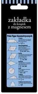 Zakładka do książki Pola figur geometrycznych ZK-068