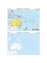 Mapa - Australia i Oceania.Polityczna NE