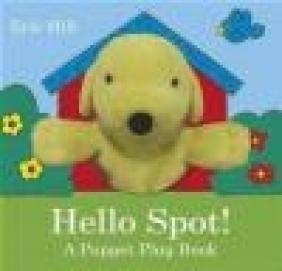 Hello Spot! a Puppet Play Book