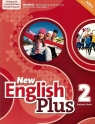 English Plus New 2 SB + CD OXFORD Ben Wetz , Diana Pye, James Styring, Nicholas Tim