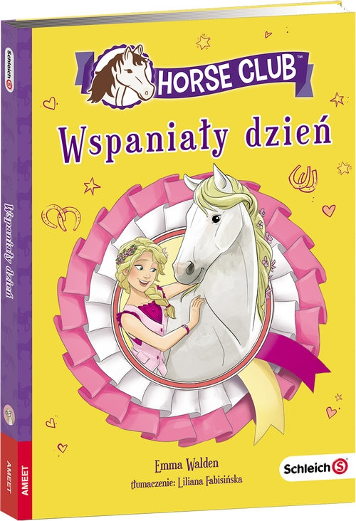 Schleich Horse Club Wspaniały Dzień Walden Emma