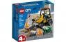 Lego City: Pojazd do robót drogowych (60284) Wiek: 4+
