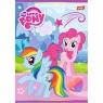 Zeszyt A5 16k My Little Pony kratka 40077