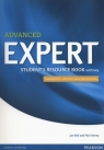 Advanced Expert Student Resource Book with key Bell Jan, Kenny Nick