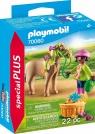 Playmobil Special Plus: Dziewczynka z kucykiem (70060)
