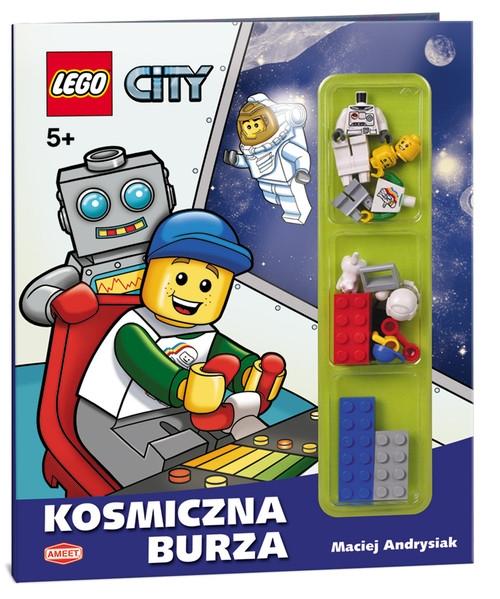 LEGO City Kosmiczna burza
