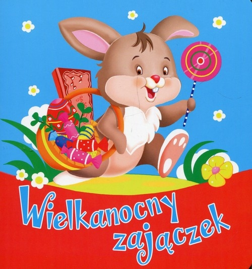 Wielkanocny zajączek Kozłowska Urszula