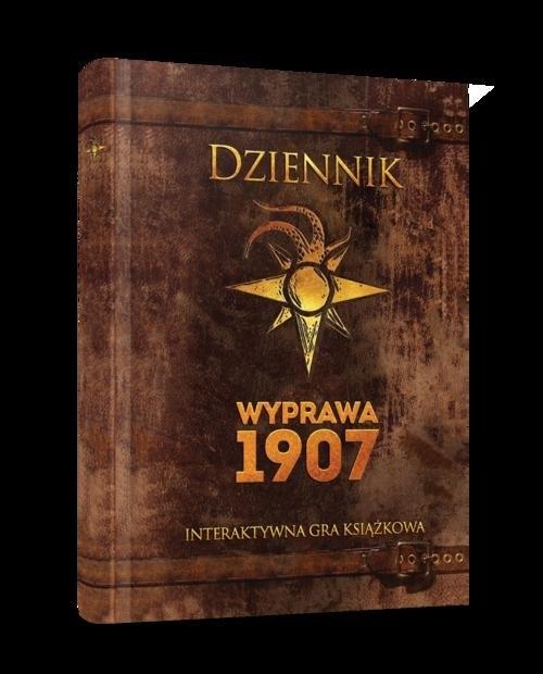 Dziennik. Wyprawa 1907 praca zbiorowa