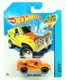 Hot Wheels: Samochód zmieniający kolor - Baja Breaker (BHR15/BHR18)