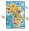 Puzzle ramkowe 53: Afryka (DOPR300175)