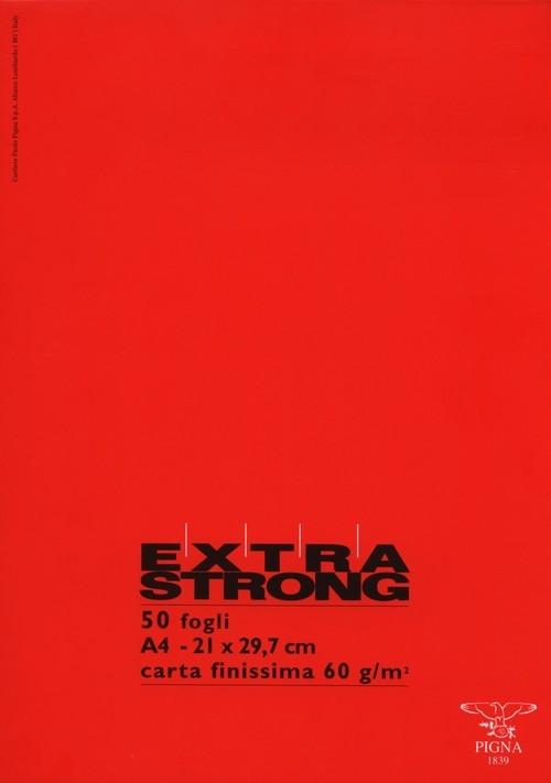 Notes A4 Pigna Extra strong w linie 50 kartek