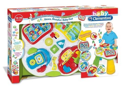 Stoliczek Interaktywne Centrum Zabaw (60260)