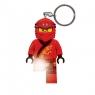 Brelok z latarką LEGO®: Ninjago - Kai (LGL-KE149)