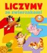 Liczymy ze zwierzakami Biblioteka maluszka  Kozłowska Urszula